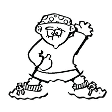 Hop Coloring Pages Happy Coloring Page Awesome Free Printable
