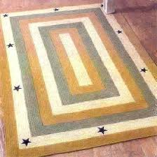 primitive country braided rugs area mustard barn star rug black square yellow whi primitive braided rugs