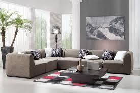 modern living room decor ideas. decor ideas for living room soft grey corner sofa in modern home w