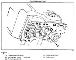 2002 chevy trailblazer ls my electric seat adjustment move forward
