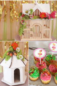 Fairy Birthday Party Decorations Sophia Siennas Fairy Birthday Party At Home With Natalie