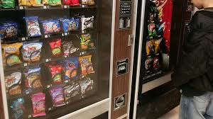 Snack Attack Vending Machine Impressive Snack Attack CIA Contractors Stole 48k Worth Of Vending Machine