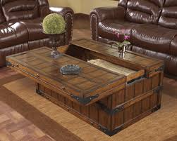 trunk style regarding home design ideas remarkable coffee table exquisite small rustic coffee tables cute table with within