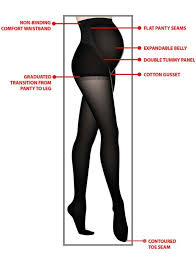 Assets By Sara Blakely Terrific Tights Maternity Tights
