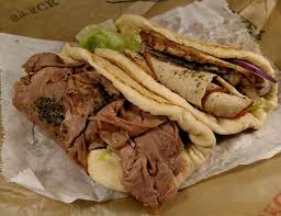 review arby s roast beef and turkey gyro limited time only