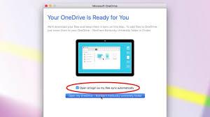 What Is Ms Onedrive Setup Onedrive For Mac Youtube