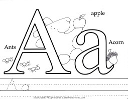 Small Picture Alphabet Coloring Pages Printable Fresh Alphabet Coloring Pages