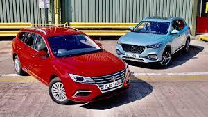 2020 MG 5 EV, HS PHEV: Specs, Prices, Features, Launch