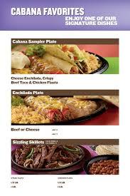 mexican plates tacos and flautas sizzling skillets taco cabana menu san antonio