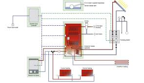 air source heat pump wiring diagram volovets info Heat Pump Thermostat Diagram everything you need to know about air source heat pumps ashp throughout pump wiring diagram