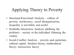 chapter poverty and wealth economic inequality in the united  9 applying theory to poverty