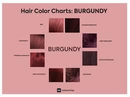 13 Burgundy Hair Color Shades For Indian Skin Tones Hair