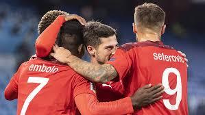 We did not find results for: Die Schweiz In Der Wm Qualifikation Gegen Bulgarien Klare Favoritin Suedostschweiz Ch