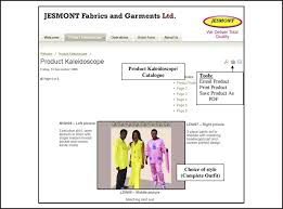 Achieving E Commerce Benefits In A Garment Manufacturing Firm