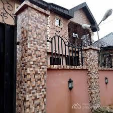 4 numbers of 3 bedroom flats benin oredo edo block of flats
