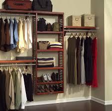 diy closet organizer with shoes rack