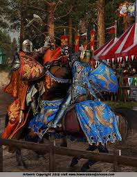of the plate armour wearing king arthur and the knights of the round table that we know so well in our literature motion pictures and folklore