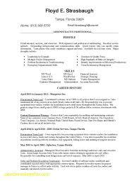 Resume Customer Services Unique Best Financial Resume Aurelianmg Com