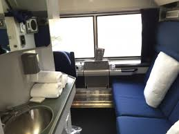 amtrak sleeper review. usually ultra-expensive, now without meals included, the deluxe bedroom is much more amtrak sleeper review y