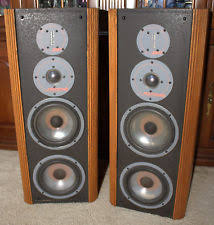 infinity qa speakers. infinity rs-4 speakers pair awesome audiophile vintage re-foamed infinity qa speakers