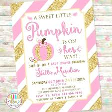 Pumpkin Invitations Template Fall Baby Shower Invitations Night Sky Baby Shower Invitations