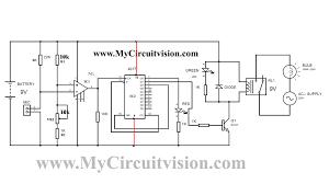 Clap Control Light Switch Clap Switch Mycircuitvision