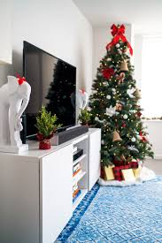 My Christmas Tree + How I Decorated The Apartment