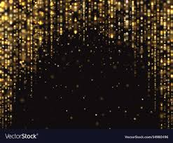 gold glitter background.  Gold Abstract Gold Glitter Lights Background Vector Image In Gold Glitter Background