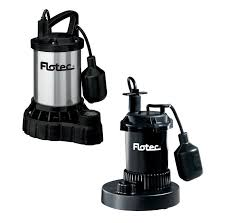 how to choose a new sump pump for outdoor use
