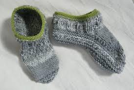 """Résultat de recherche d'images pour """"chausson tricote"""""""