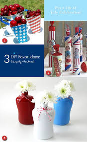 53 best holiday diy projects memorial day july 4th summer images Ideas For July 4th Summer Wedding delightful diys 4th of july favors for a wedding 4th of July Wedding Centerpieces