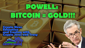The forecasts depicted by the bitcoin gold latest news today, the cryptocurrency will have a fluctuating price graph in the coming years. Powell Says Bitcoin Gold Live Crypto News Education And Trading Not Financial Advisors Diffcoin