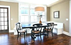 dining room banquette. Dining Room Banquette Seating Contemporary Round Table Set Se . Built In I