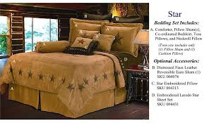 western twin bedding star western bedding set full size western twin comforter