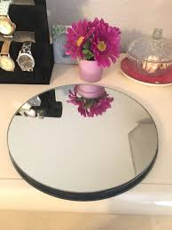 set of 4 10 round table centerpiece mirrors household in lakeland fl offerup