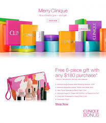 gift free clinique gift pack with purchase at shilla singapore