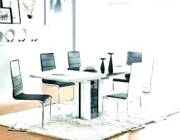 rug under dining table rug under dining room table on carpet size of area rug under