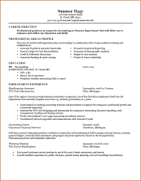 Great Resume Examples For College Students Resume Templates