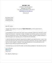 Flight Attendant Cover Letter Expert Screenshoot Letter 1 In