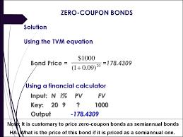 Valuing Bonds Lecture 6 Online Presentation
