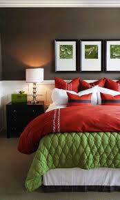Brown And Red Bedroom Ideas 3