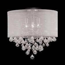 drum shade bubble globe crystal ball pendant light chandelier diy inspiration ceiling fan