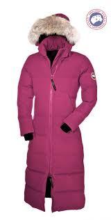 Canada Goose Mystique Parka Summit Pink Women s