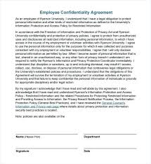 Nda Template For Startup Employee Nda Template Confidentiality Disclosure Agreement