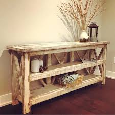 country farmhouse furniture. Distressed Country Farmhouse Console Furniture .