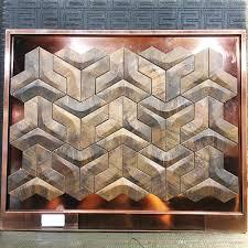 best antique copper mosaic copper mosaic wall tiles metal mosaic tile sticker backsplash homemosaic decor wall tile mdt6099 under 100 51 dhgate com