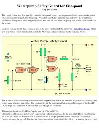 electronics schematic circuits for the hobbyist