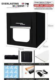 <b>70*70*70CM Portable LED</b> Photo Studio Lightbox <b>Light</b> Tent ...