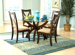 small glass top dining table idea round glass top table and round glass top dining table