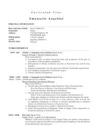 Cv Warehouse Operative Warehouse Operative Resume For Examples Design Jobs Samples